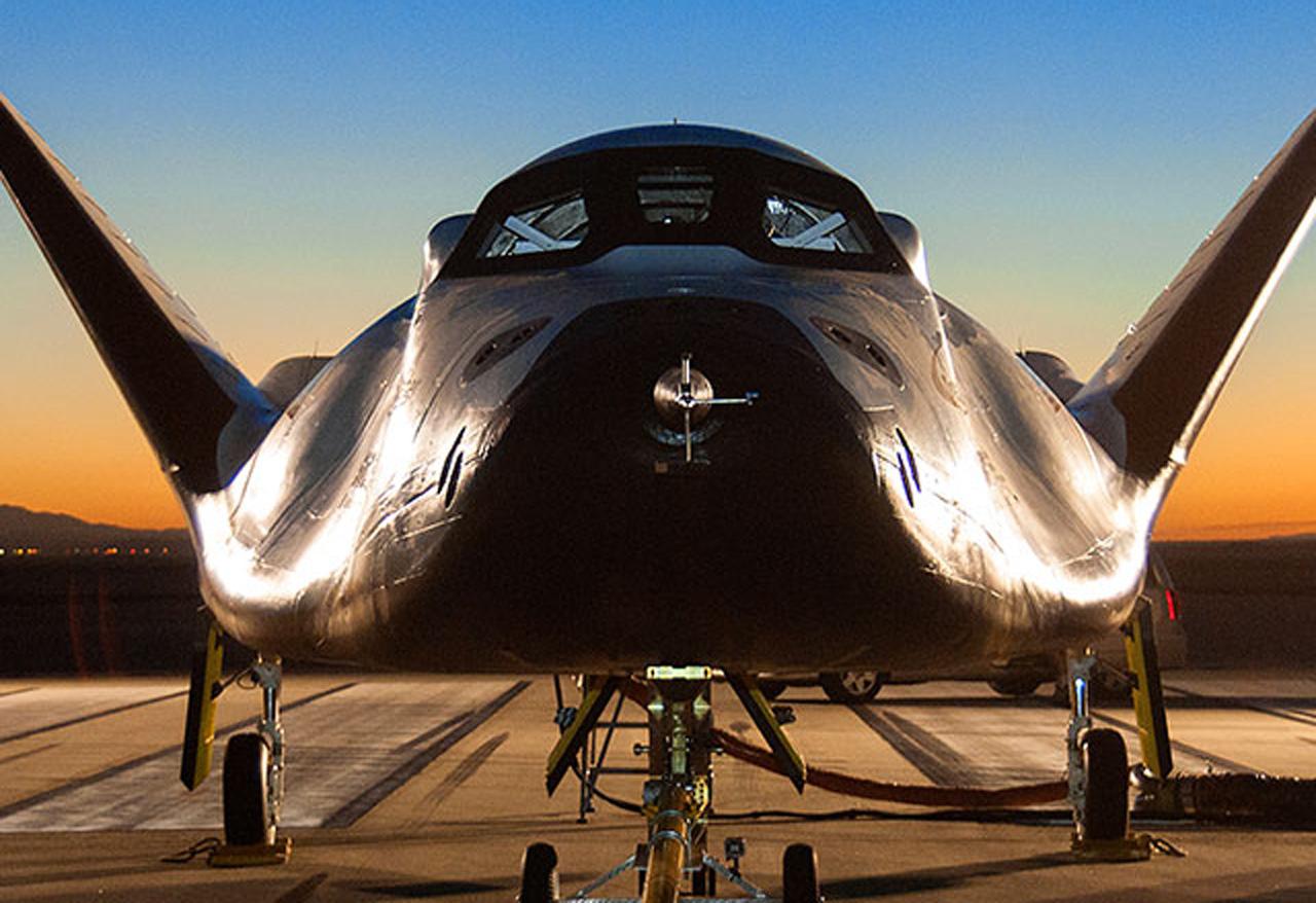 El avión espacial Dream Chaser se acerca más a su primer vuelo