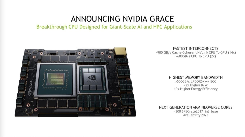 NVIDIA emparejará sus GPU con CPU Ampere Altra de 128 núcleos en centros de datos, CPU MediaTek en portátiles