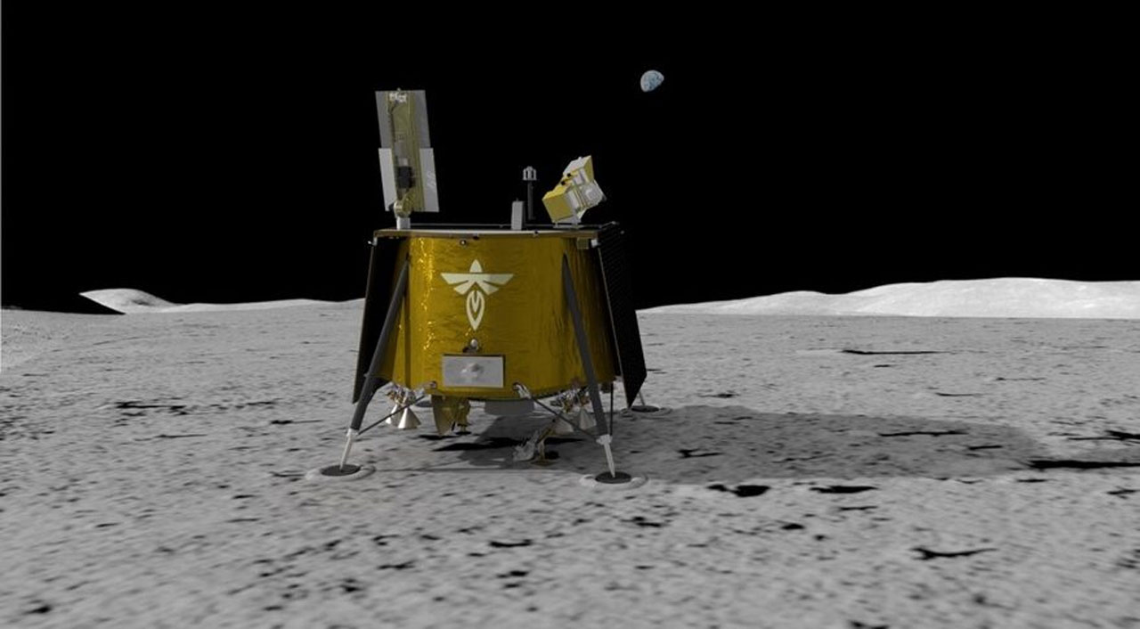 SpaceX chosen to send Firefly Aerospace's Blue Ghost Lander to the moon