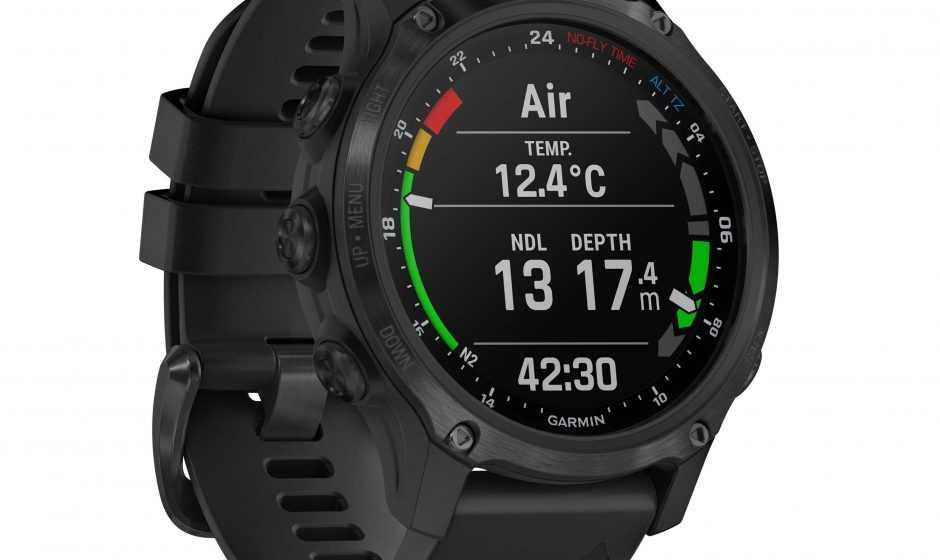 Descent Mk2S: el nuevo reloj de Garmin para los más atrevidos