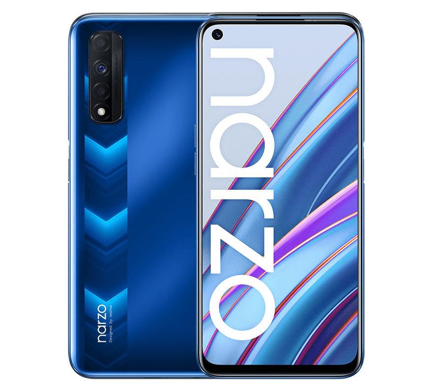 Realme Narzo 30: anunciado oficialmente