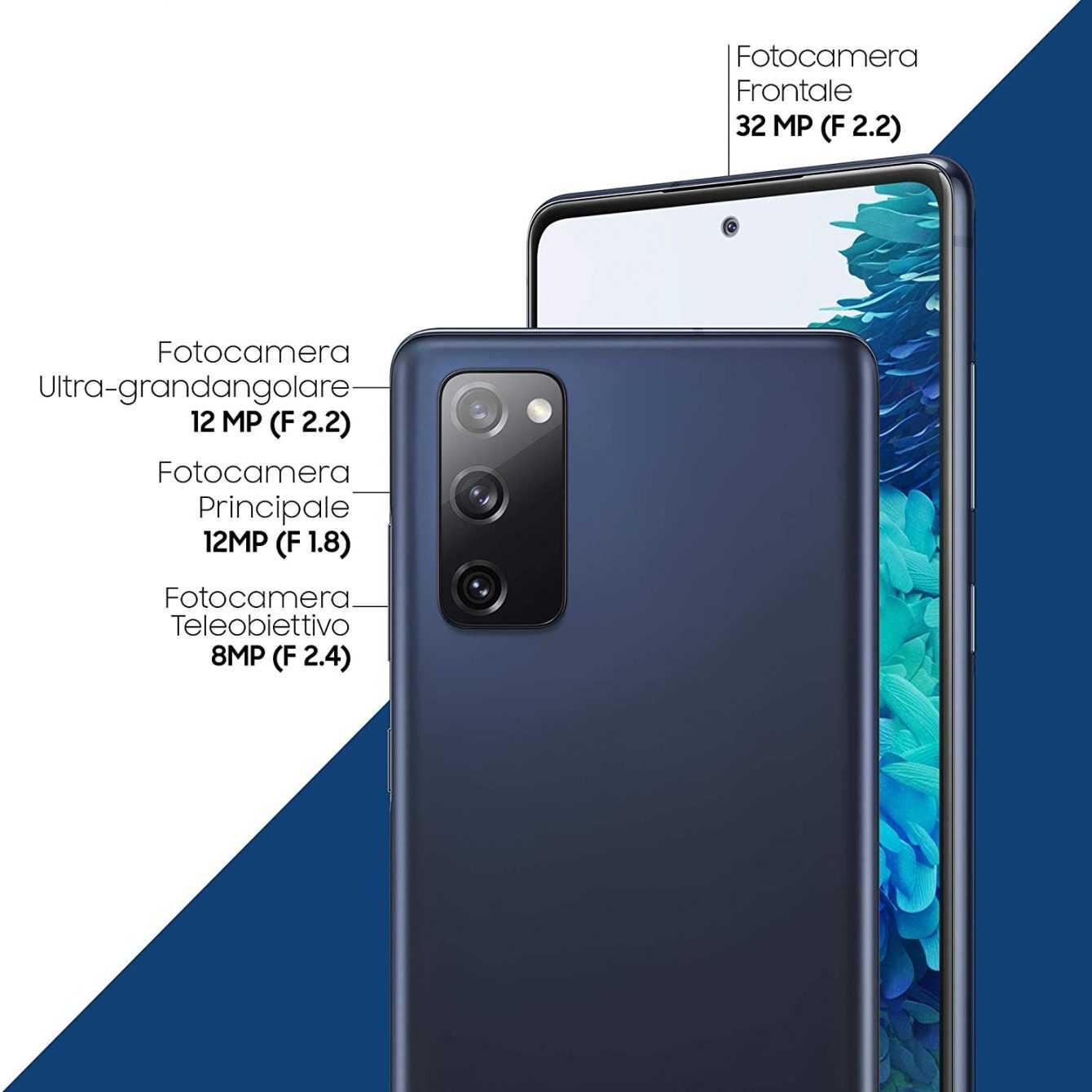 Samsung Galaxy S20 FE LTE: anunciado oficialmente