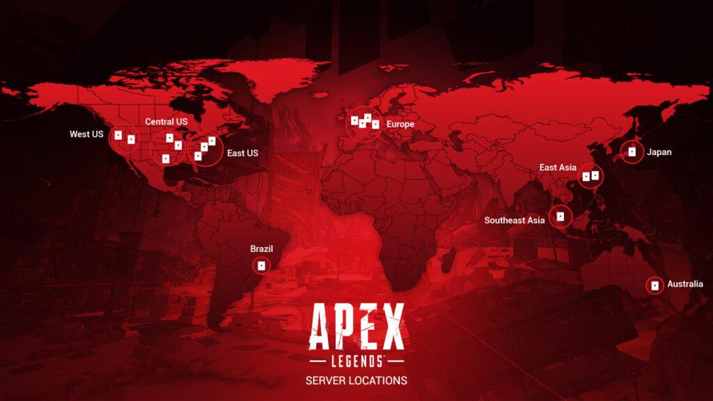 estado del servidor de apex legends