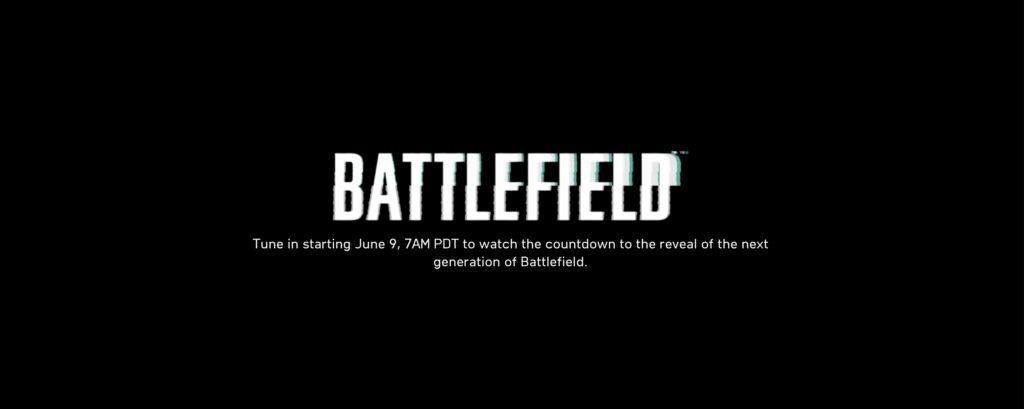 Battlefield 2021 revelación