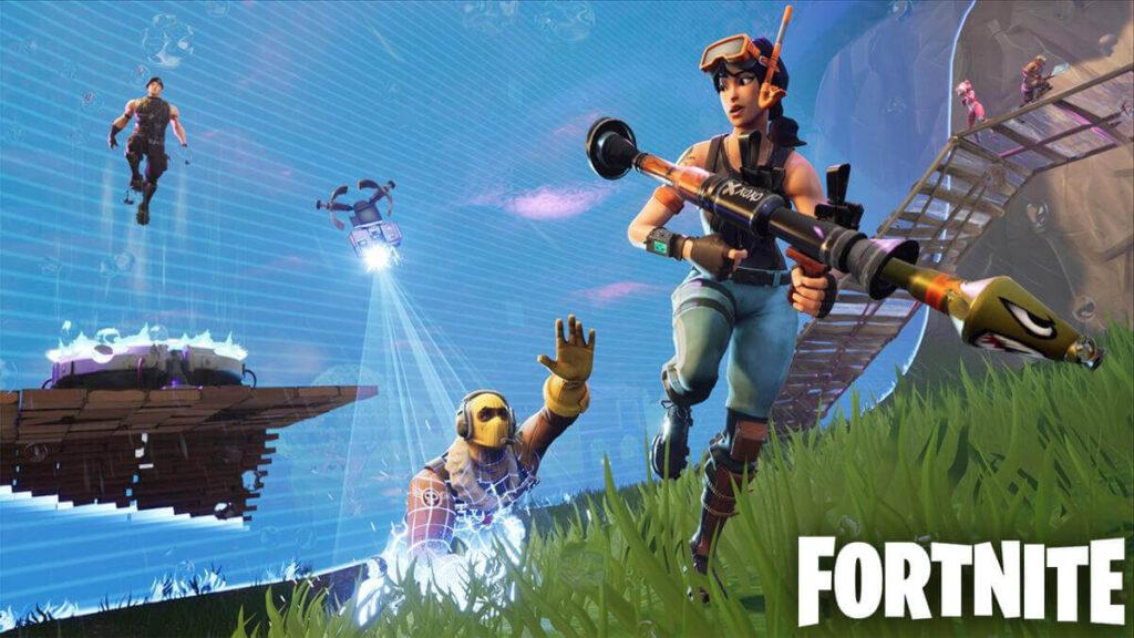 Los extraterrestres están secuestrando a los jugadores de Fortnite