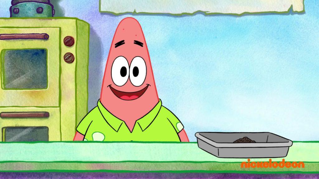 El spin-off de 'Bob Esponja' centrado en Patrick tiene su primer tráiler