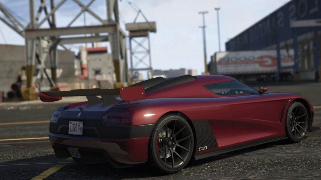 entidad xxr coche gta online