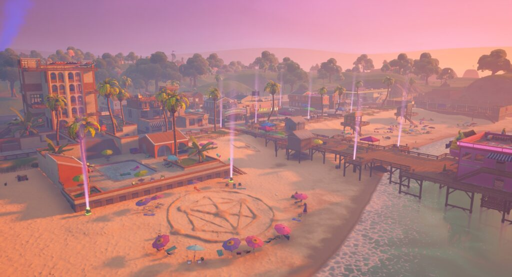 Believer Beach en Fortnite Temporada 7