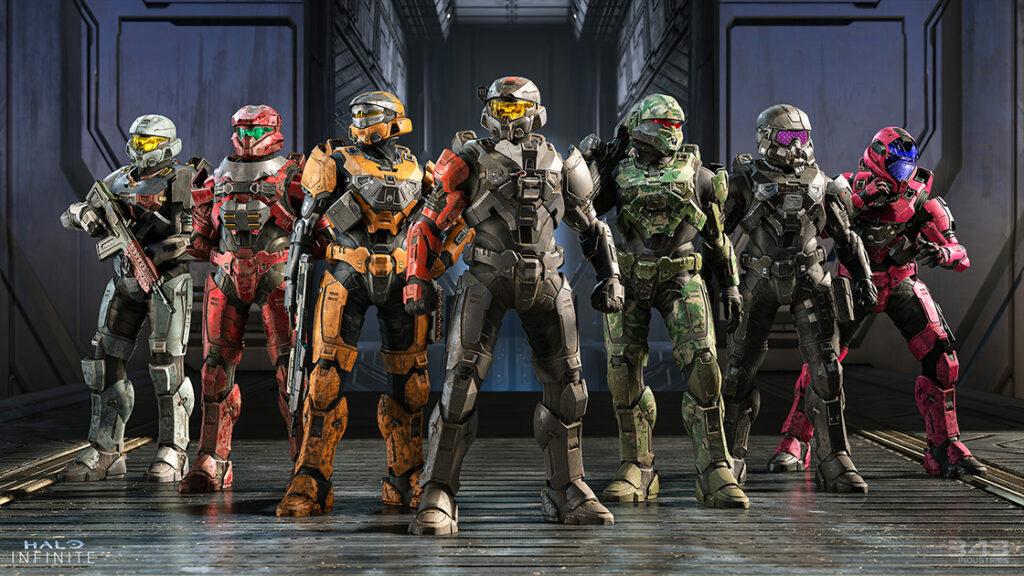Tráiler de revelación del juego multijugador de Halo Infinite