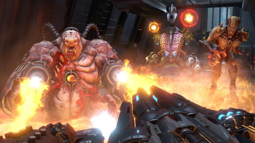 jugabilidad de Doom