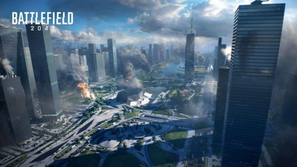 Battlefield 2042 jugabilidad