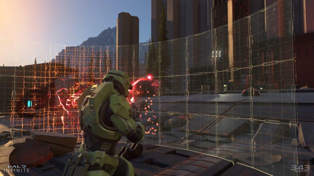 jugabilidad de halo infinite en el E3 2021