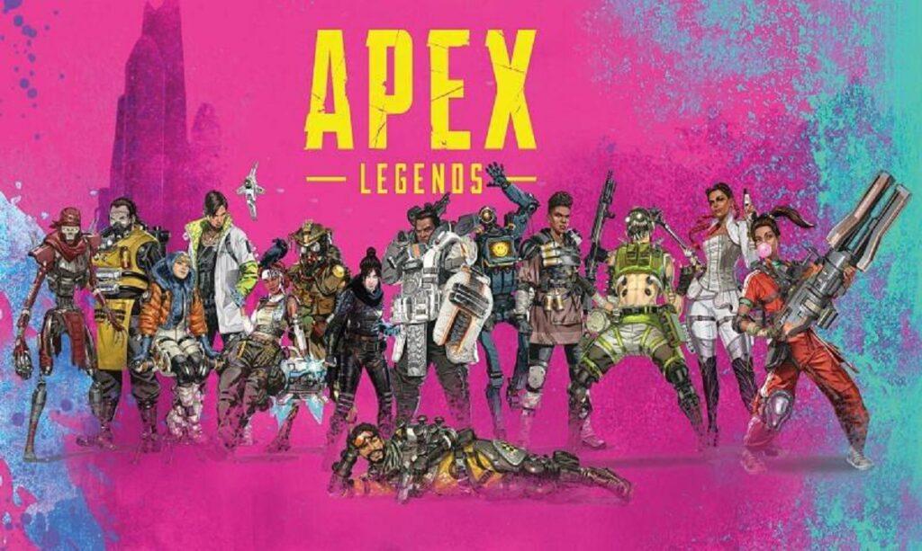 Lista de Apex Legends Season 9