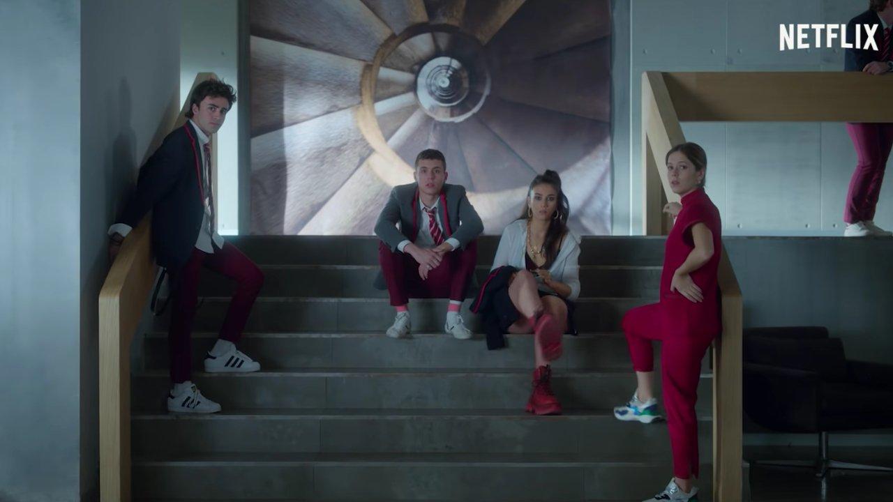 La temporada 4 de 'Elite' está (finalmente) disponible en Netflix