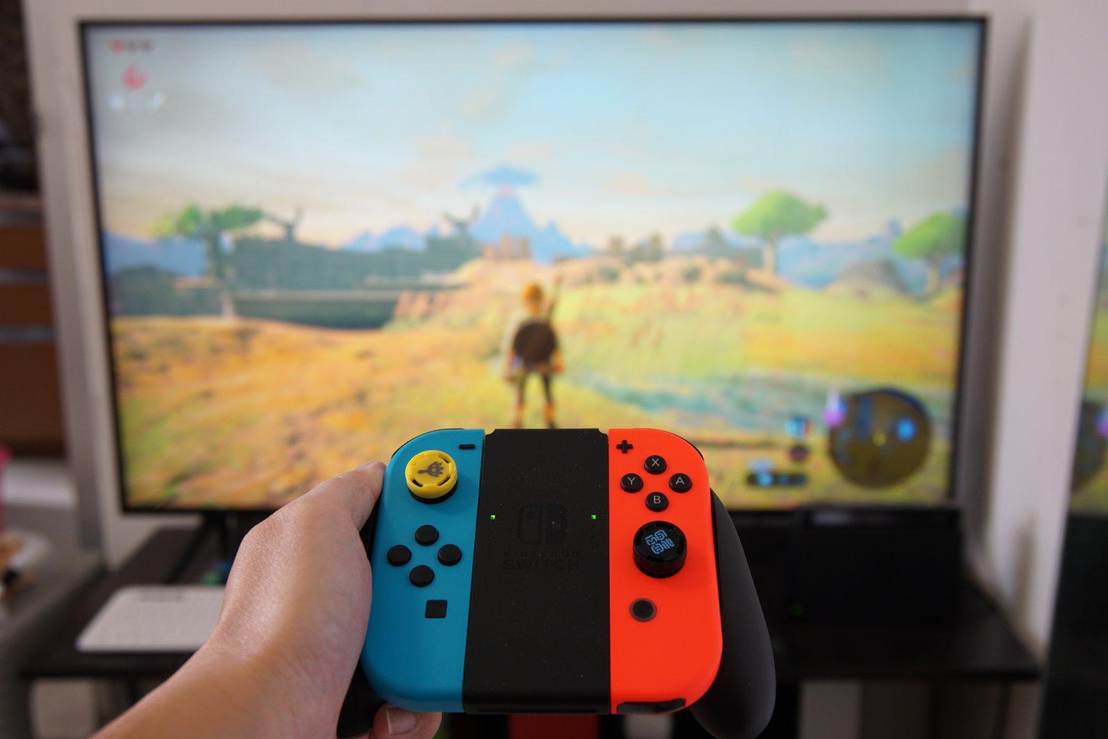 Nintendo Switch nunca se ha vendido tan bien a pesar de la feroz competencia de PS5 y Xbox Series X