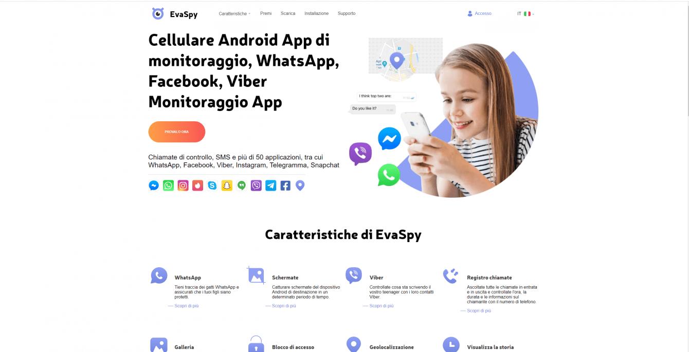 Las mejores aplicaciones para espiar teléfonos inteligentes Android    Junio 2021