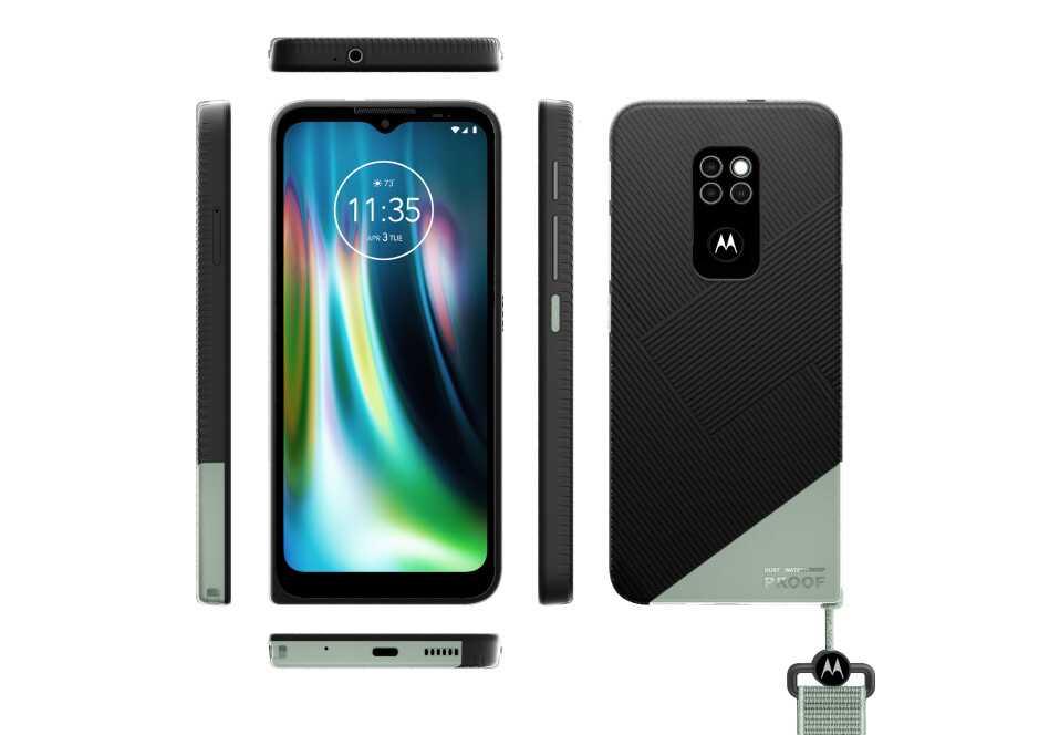 Motorola Defy 2021: anunció el nuevo teléfono resistente de nivel de entrada