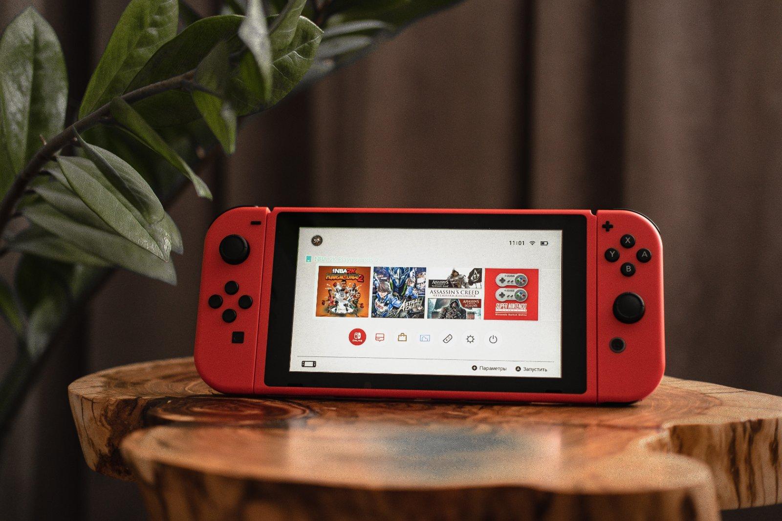 ¿El Nintendo Switch Pro?  No es una prioridad para Nintendo