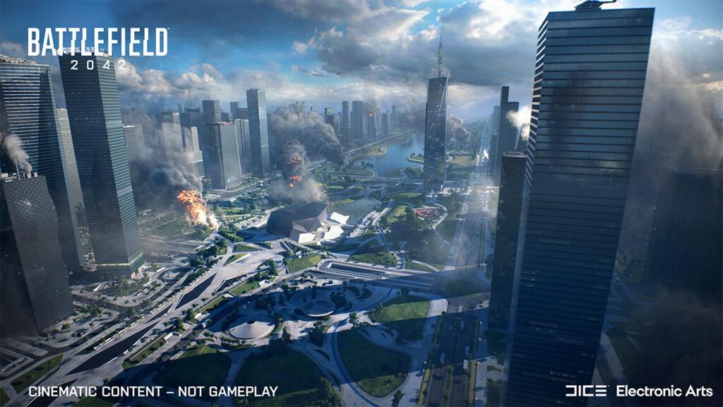 Caleidoscopio en Battlefield 2042
