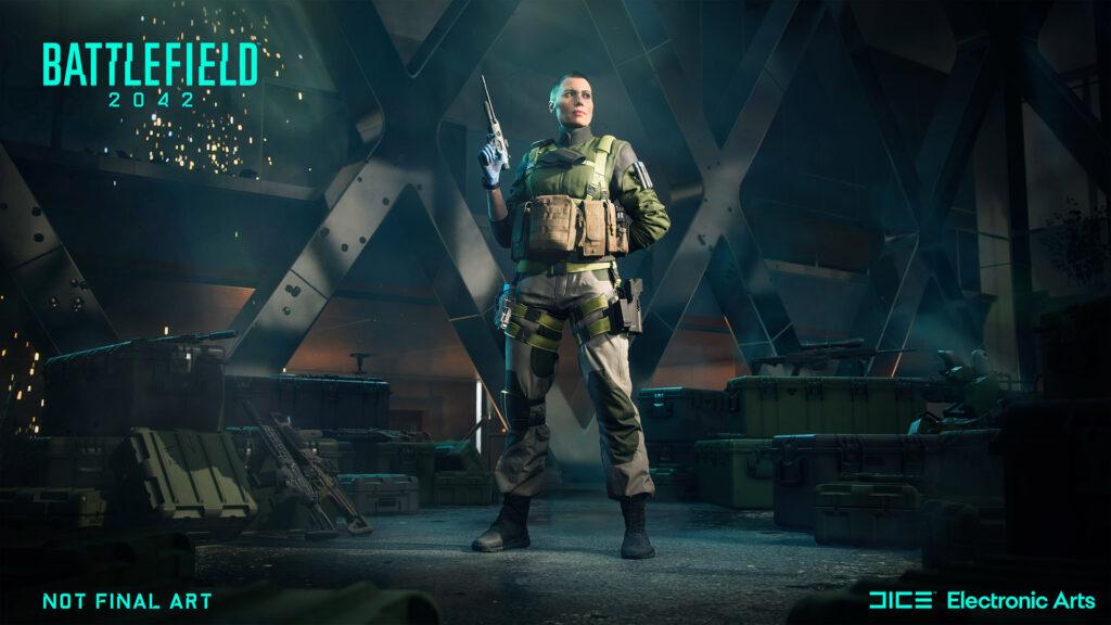 Especialista en soporte de Battlefield 2042