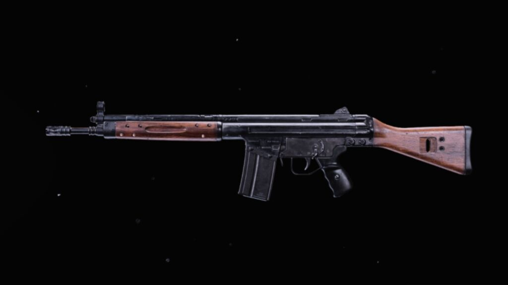 rifle de asalto c58 en la guerra fría