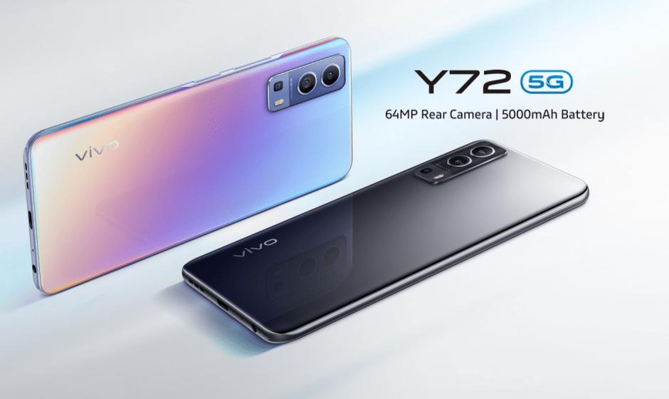 Vivo Y72 5G WindTre: la nueva asociación comercial