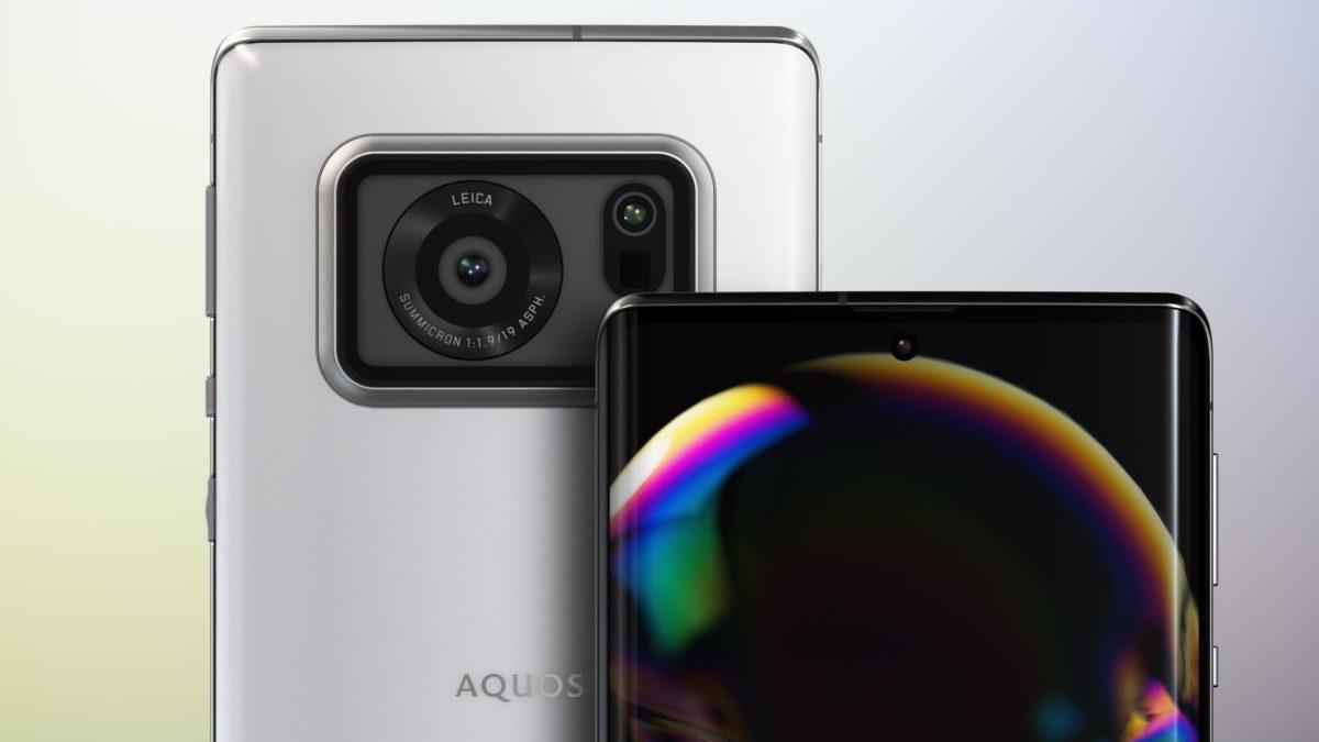 Sharp Aquos R6: el teléfono con cámara de 240Hz