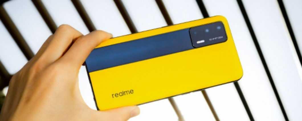Realme GT: fecha de lanzamiento y nueva estrategia AIoT