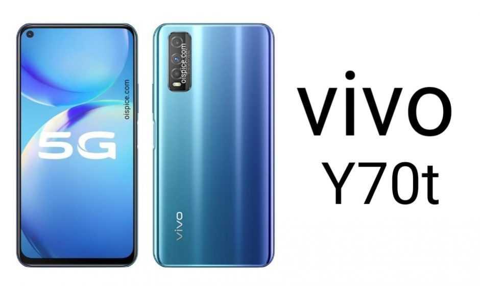 Vivo Y70t: anunciado oficialmente