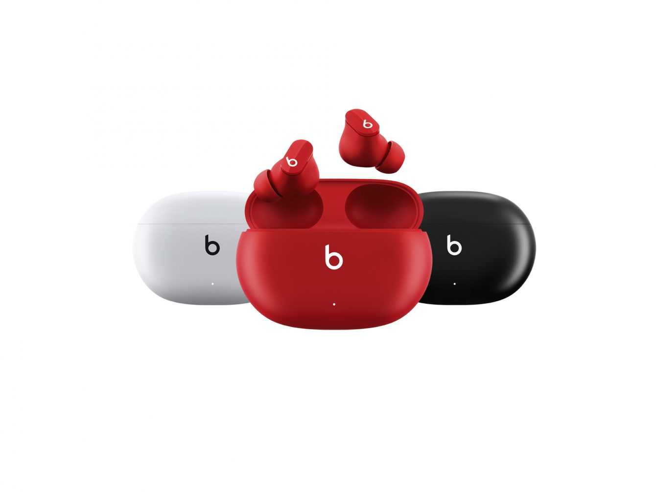 Beats Studio Buds: gran sonido en un formato pequeño