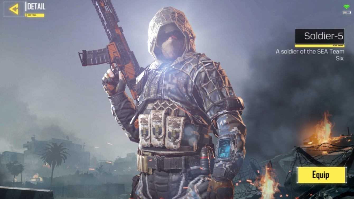 Call of Duty Mobile: se acerca la temporada 5 en aguas profundas