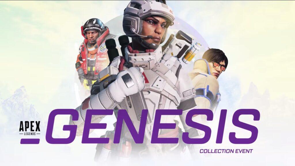 Evento de colección Apex Legends Genesis