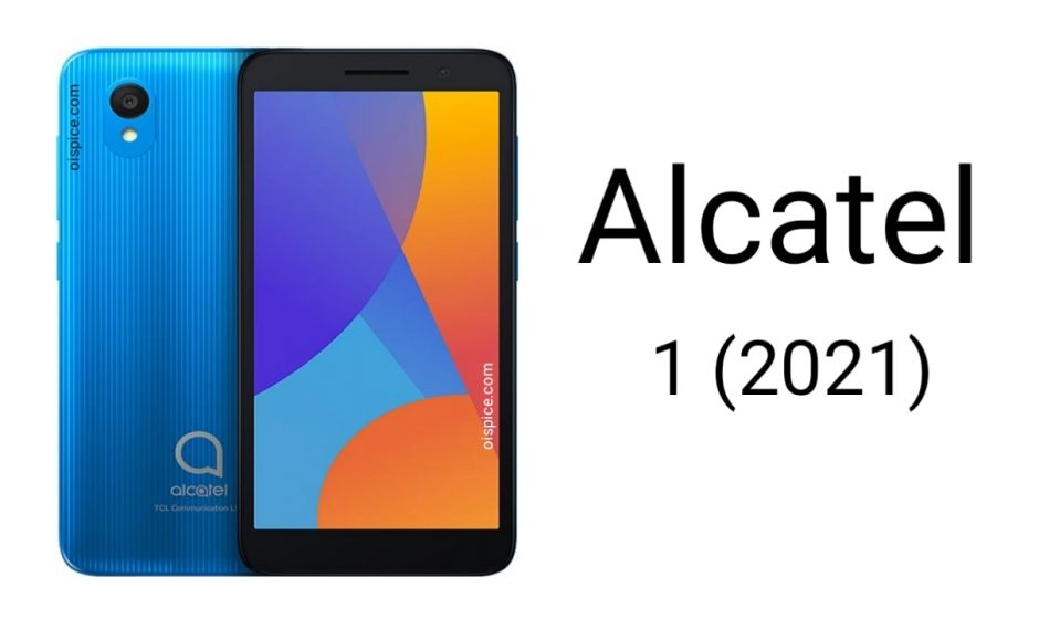 Alcatel 1 (2021): el teléfono inteligente más barato de la historia