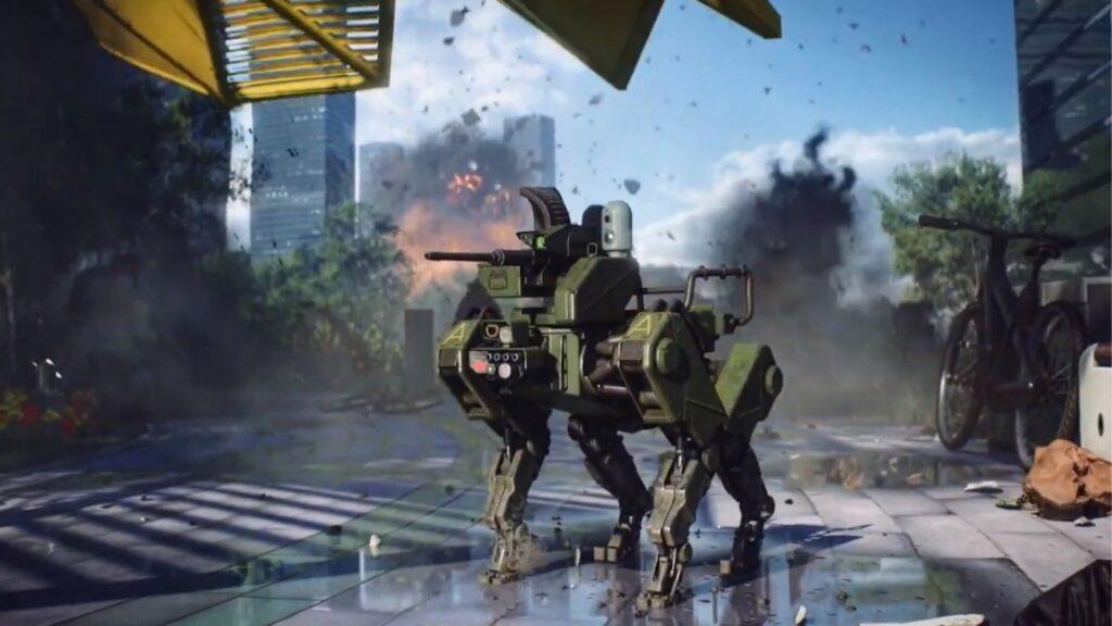 Recuento de jugadores de Battlefield 2042