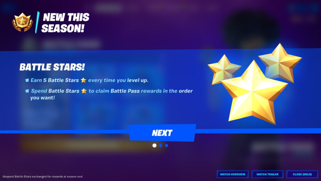 Cómo subir de nivel rápidamente en Fornite Season 7 Battle Pass