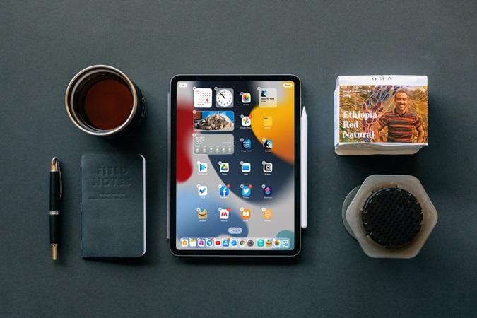 Los 12 mejores consejos de la pantalla de inicio de iPadOS 15 para personalizar como un profesional