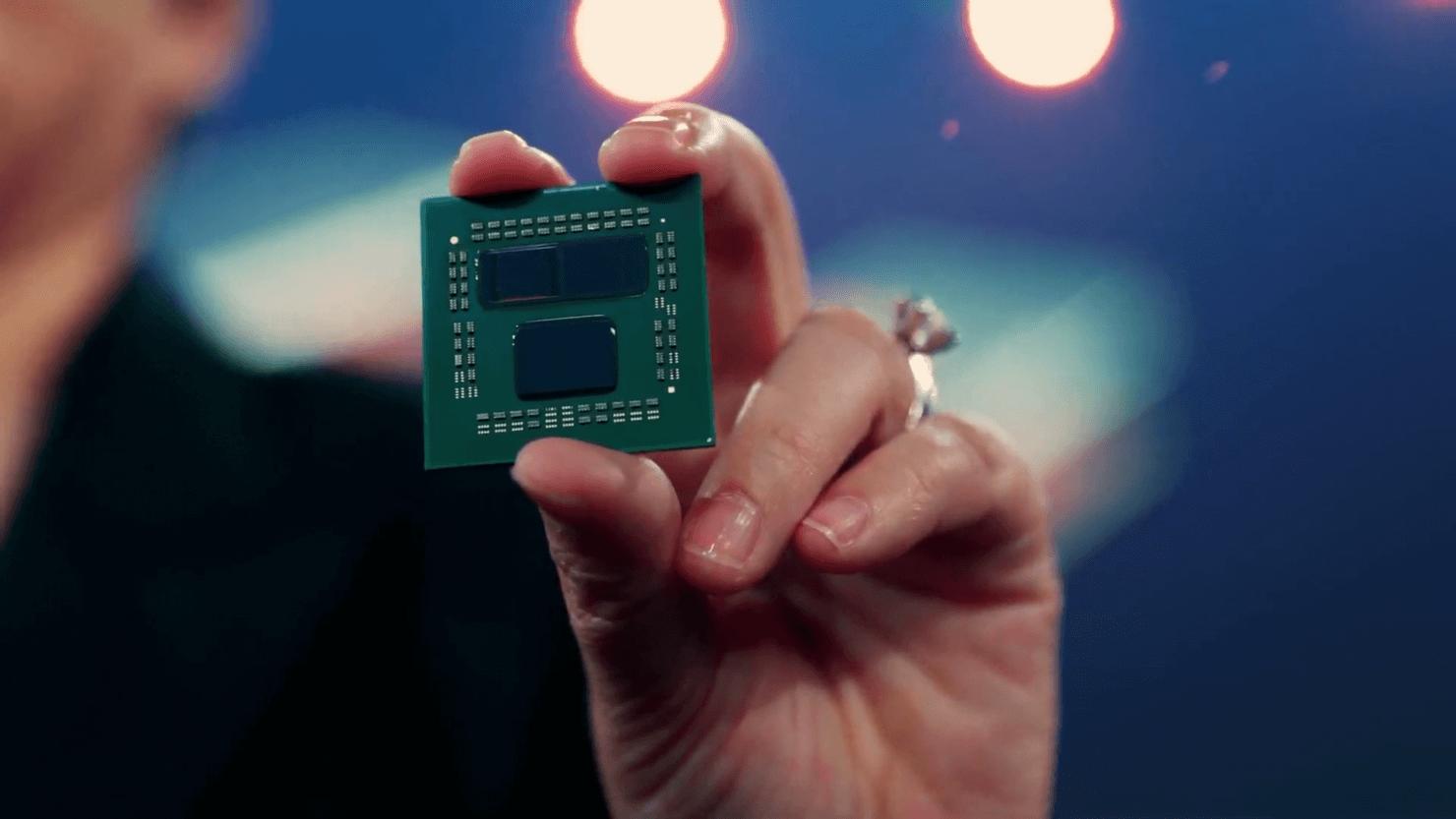 Procesadores AMD Ryzen con caché L3 apilada (hasta 96 MB) a finales de 2021 para abordar Alder Lake-S