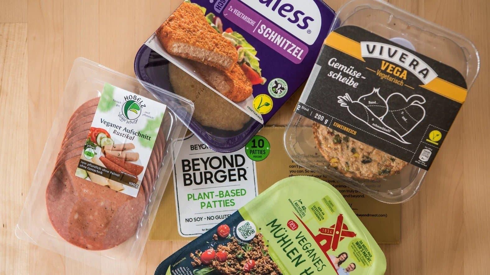 ¿Son las alternativas a la carne como las hamburguesas vegetarianas realmente saludables?