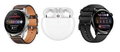 Huawei DDAY: Watch 3 y Free Buds 4 disponibles