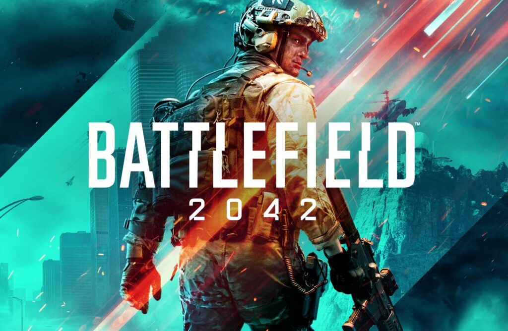 Póster de Battlefield 2042