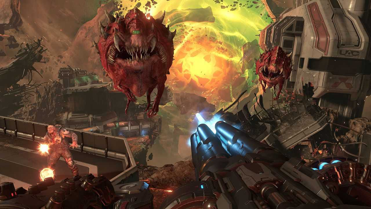 DOOM Eternal: la nueva actualización introducirá el modo Horda que reemplazará a Invasión