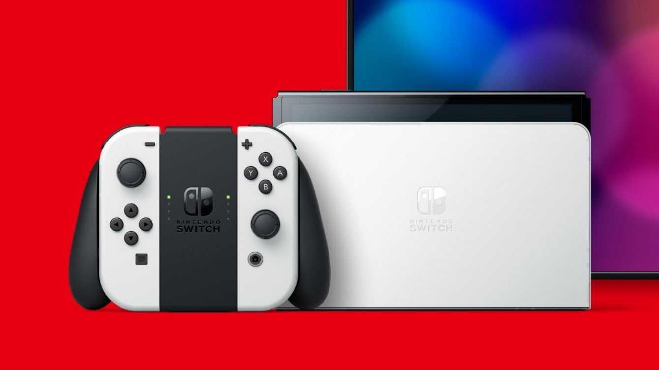 Nintendo Switch OLED: la base se puede comprar por separado