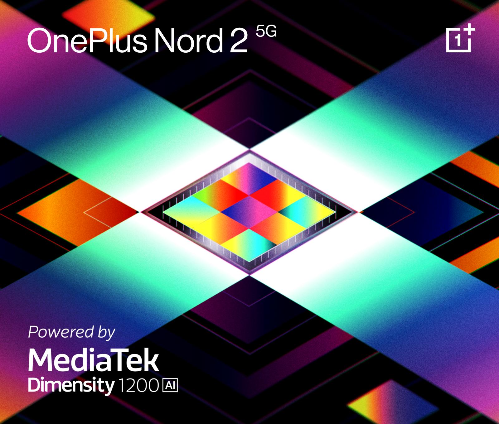 OnePlus MediaTek: el nuevo Nord 2 5G con SoC para IA