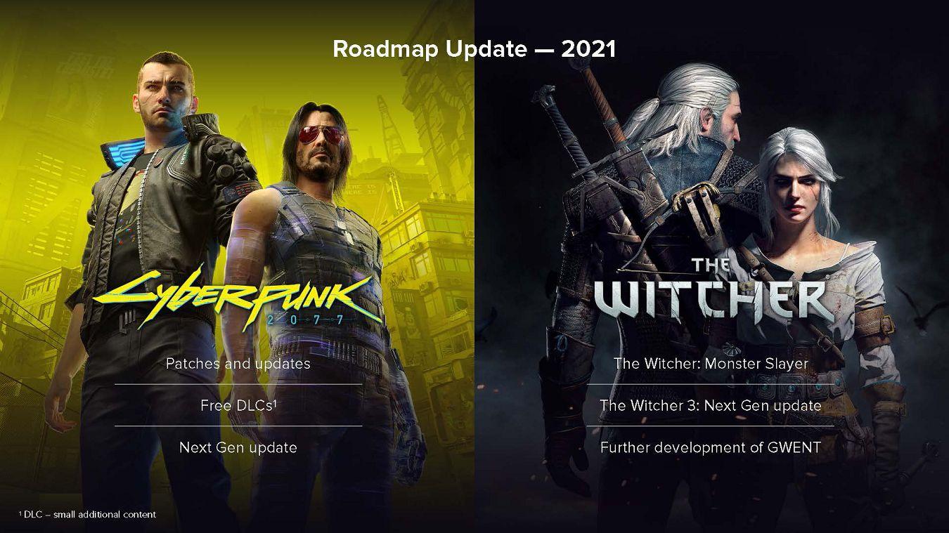 The Witcher 3 llegará a PS5 y Xbox Series X en 2021