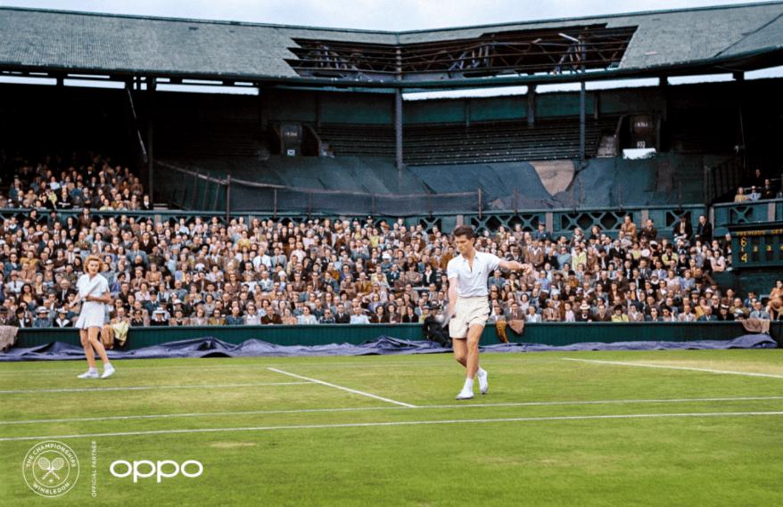 Oppo Wimbledon: el éxito y el regreso del tenis