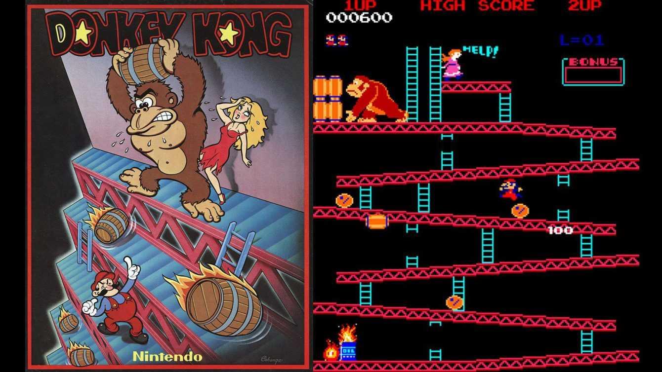 Donkey Kong: un aniversario silencioso