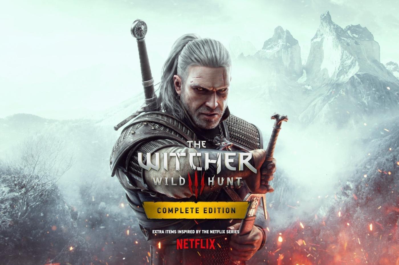 La aventura de The Witcher 3 no ha terminado: se acerca un DLC en honor a la serie de Netflix