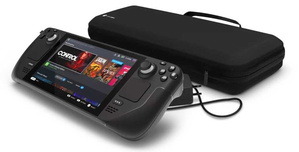 Steam Deck: Valve anuncia la nueva consola portátil