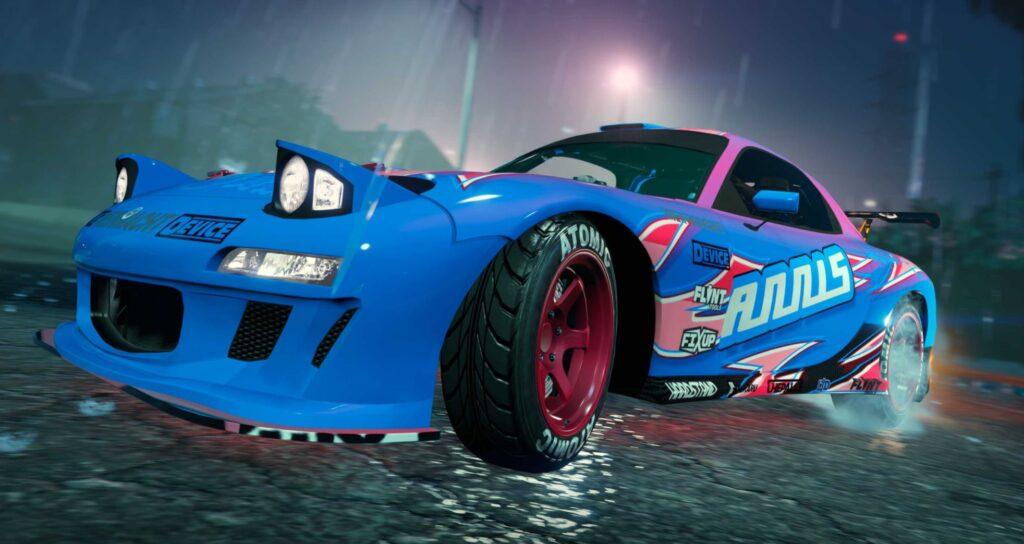 GTA Online Los Santos Tunders actualizan nuevos autos
