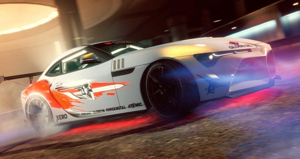 GTA Online Los Santos Tunders actualiza Dinka Jester RR